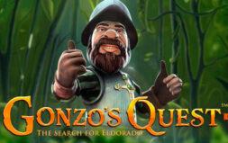Играть в Игровой автомат Gonzo's Quest от NetEnt