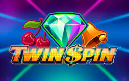 Играть в Игровой автомат Twin Spin Slot от NetEnt