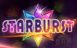 Играть в Игровой автомат Starburst от NetEnt