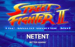 Играть в Игровой автомат Street Fighter II от NetEnt
