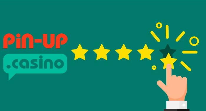 рейтинг Pin Up