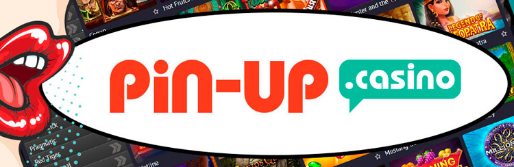 логотип пин ап